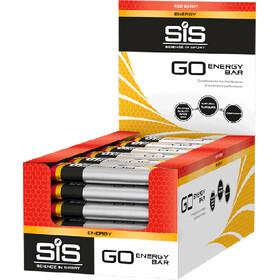 SiS Go - Nutrición deportiva - Red Berry 30 x 40g Multicolor
